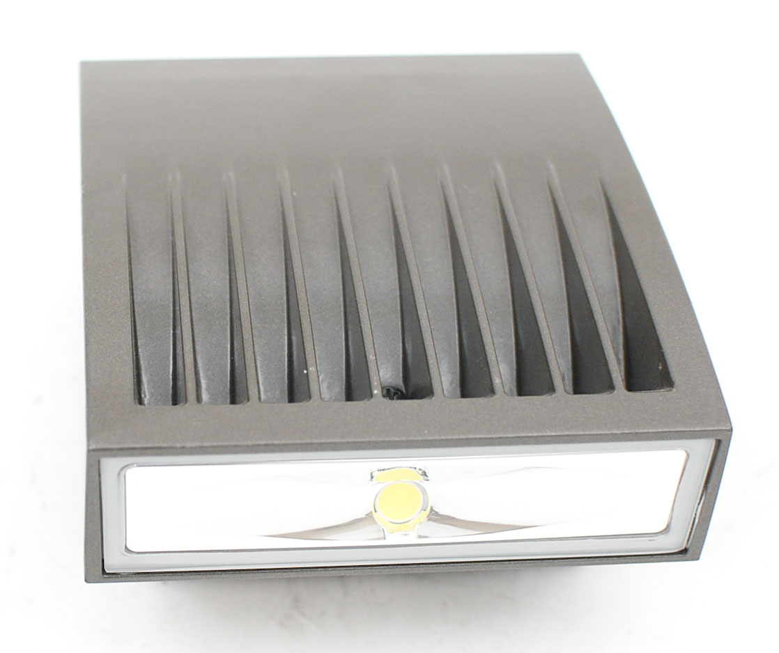 Details About Cooper Lighting Crosstour 18w 5000k Outdoor Led Wall Pack Light
